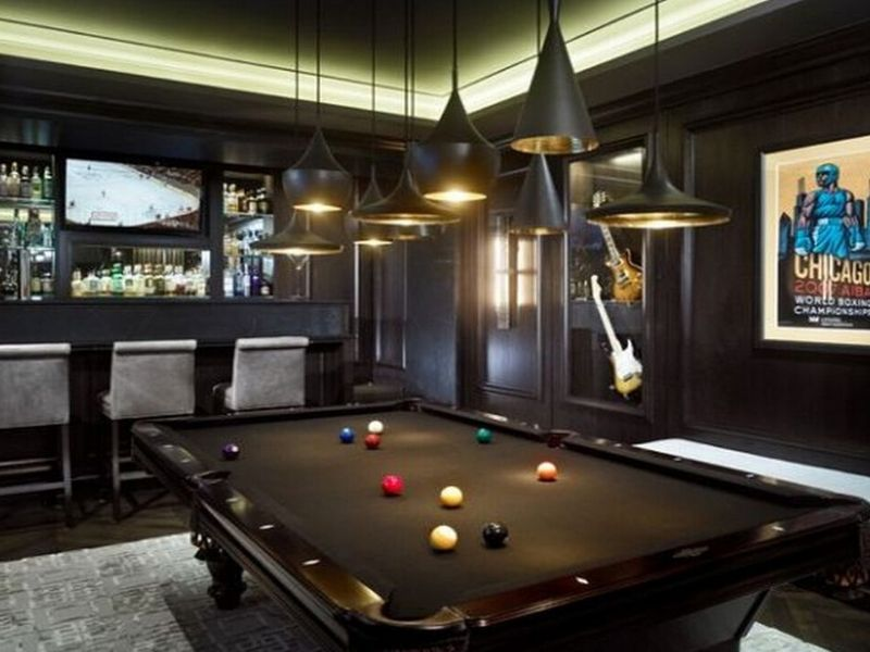 Things you shouldn't forget to add in your man cave