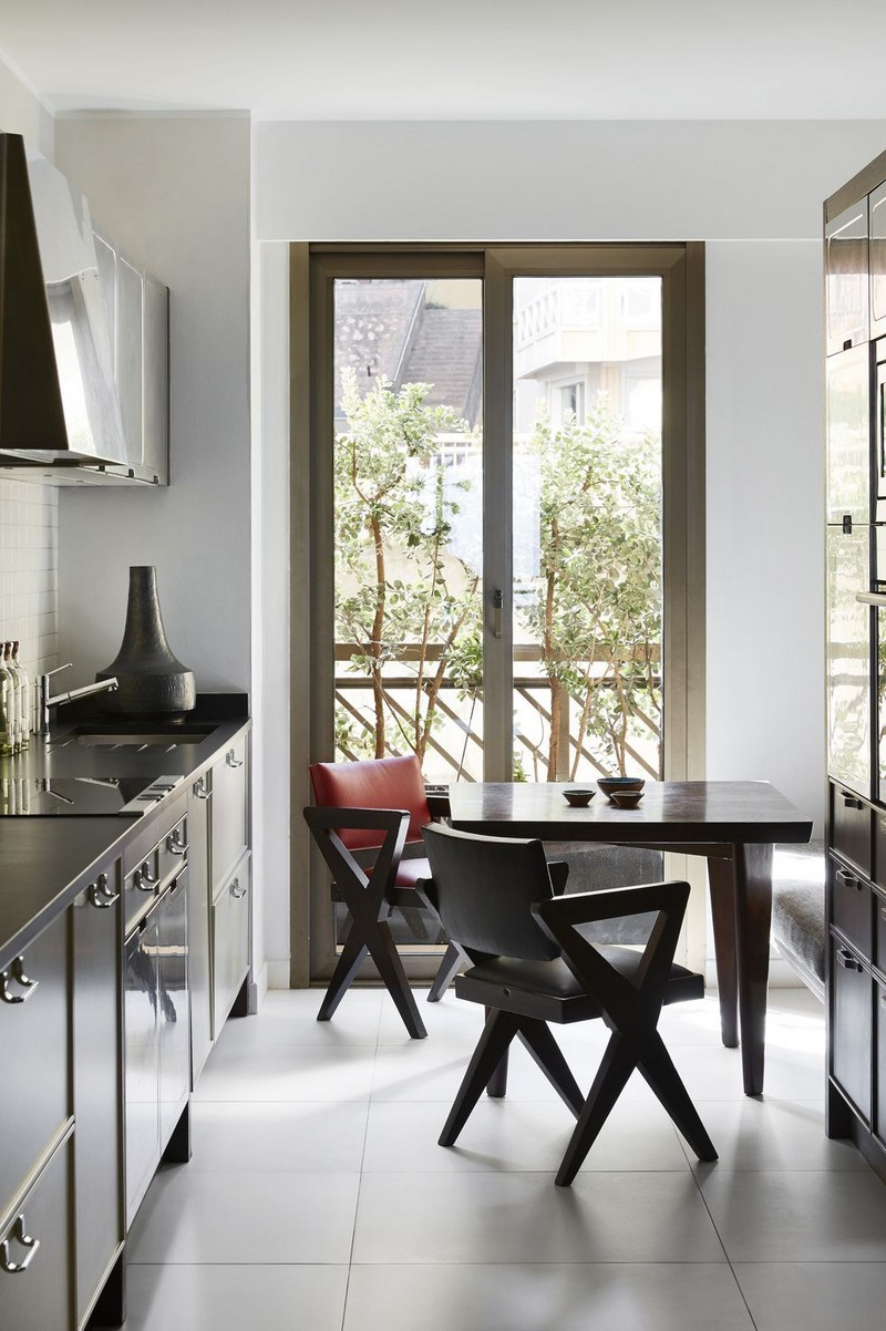 Here Are Some Creative Tips To Make Your Small Kitchen Look Bigger