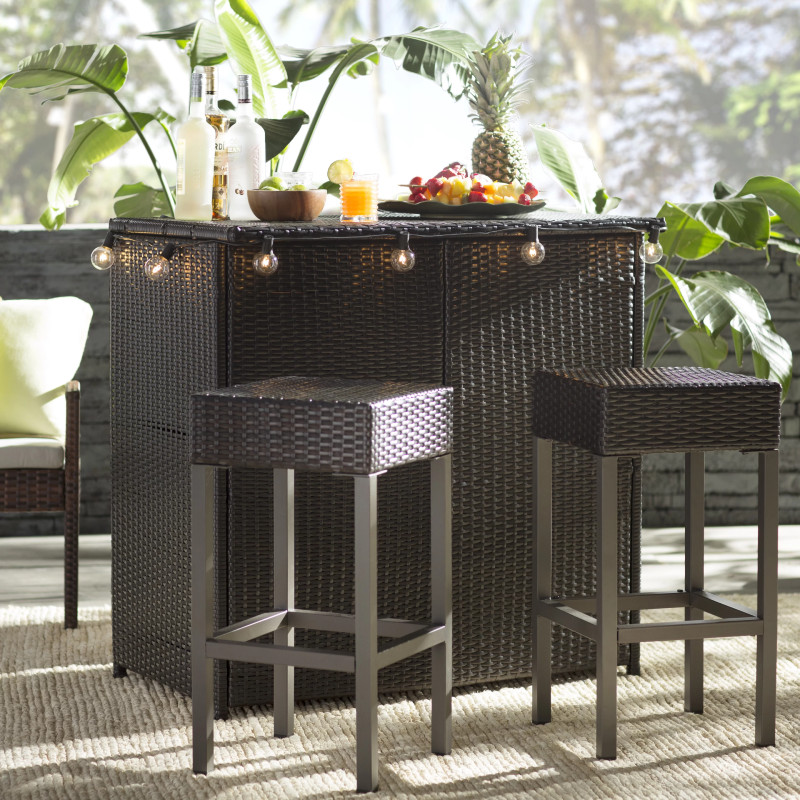 Amazing ideas to get the best outdoor bar ever this year!