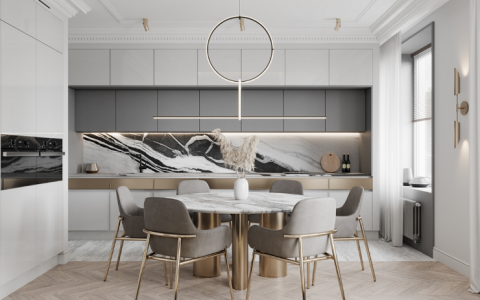 DE & DE_ Incredible Dining Room Designs By A Top Design Studio