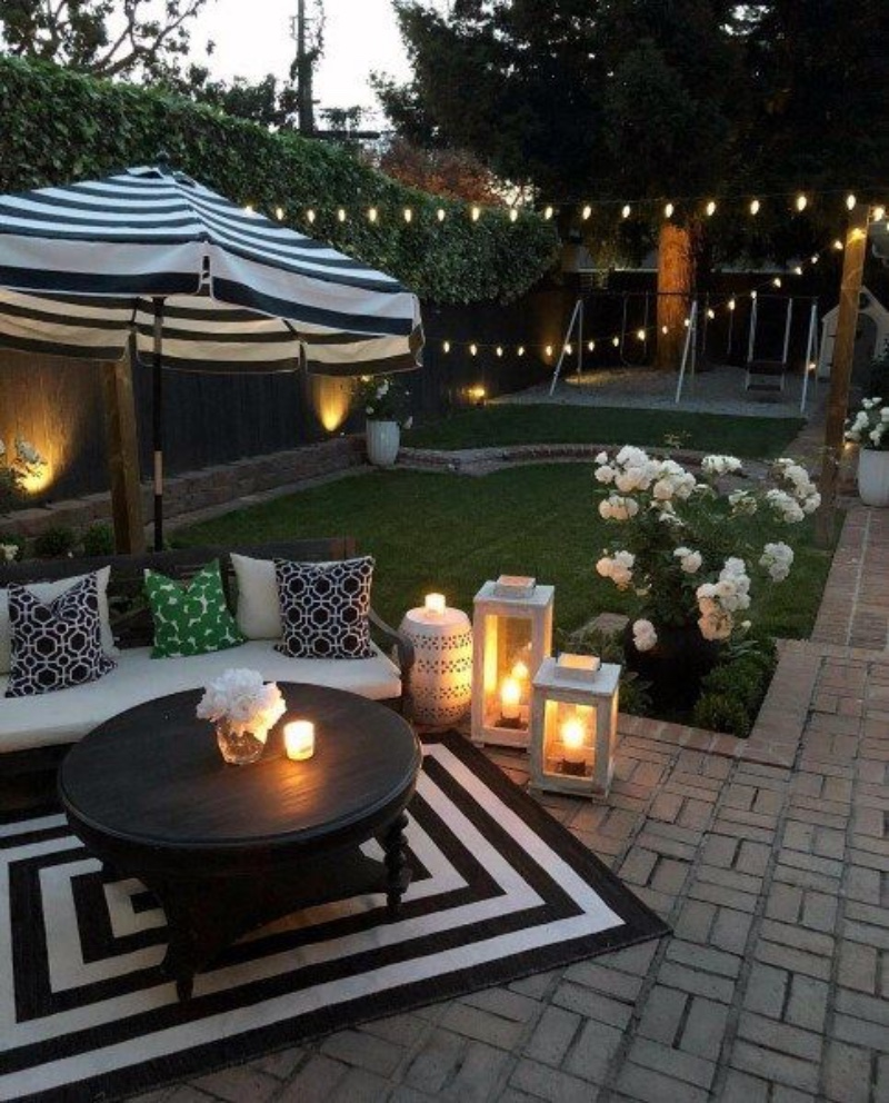 Is your outdoor lighting ready for the new season yet? 3