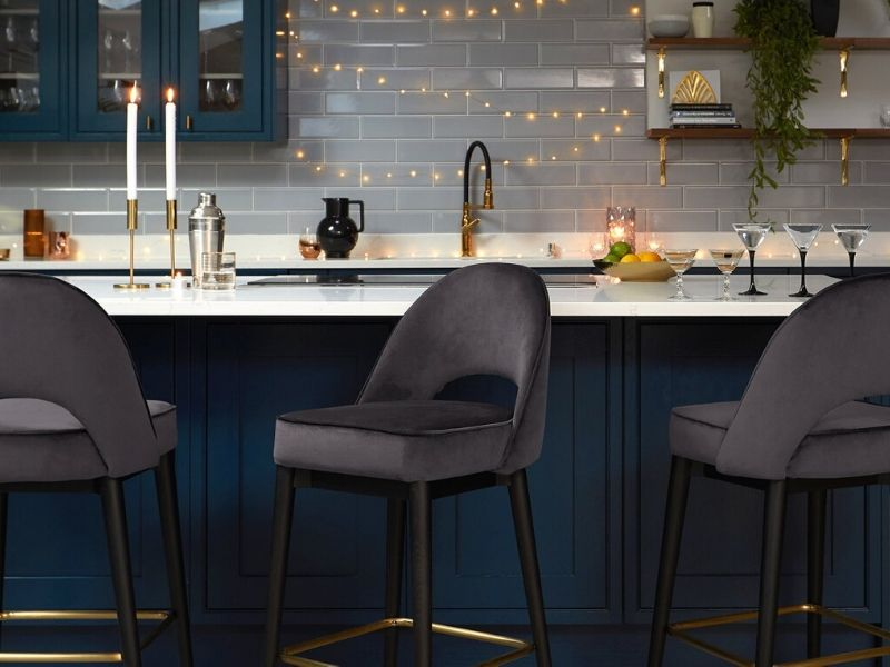 The Best Mid-Century Modern Bar Stools To Incorporate In Your Summer Design!