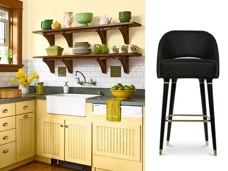Summer Color Trends and Top Trendy Bar Chairs