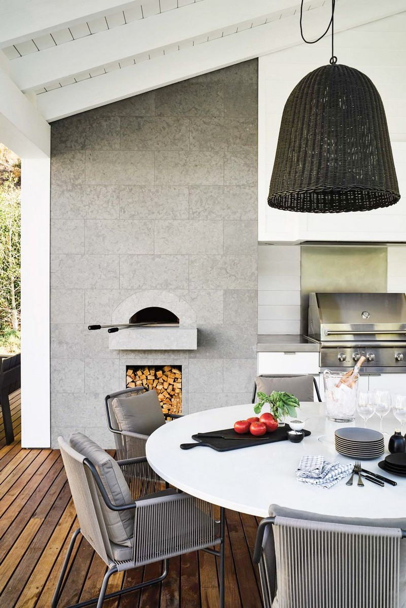Check Out These Astonishing Outdoor Kitchen Ideas To Create Your Own Cooking Oasis
