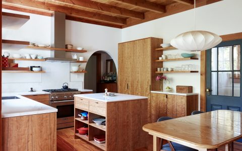 How to create Rustic design kitchens