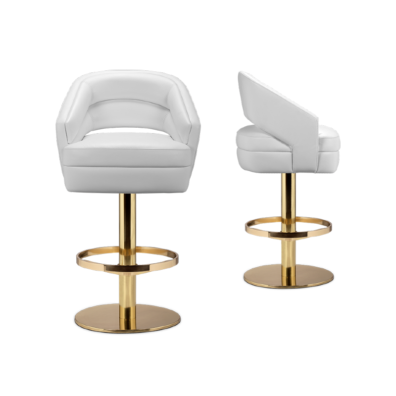 3 Minimalist Designs For Your Summer Renovation + The Best Bar Stools To Complete The Look!