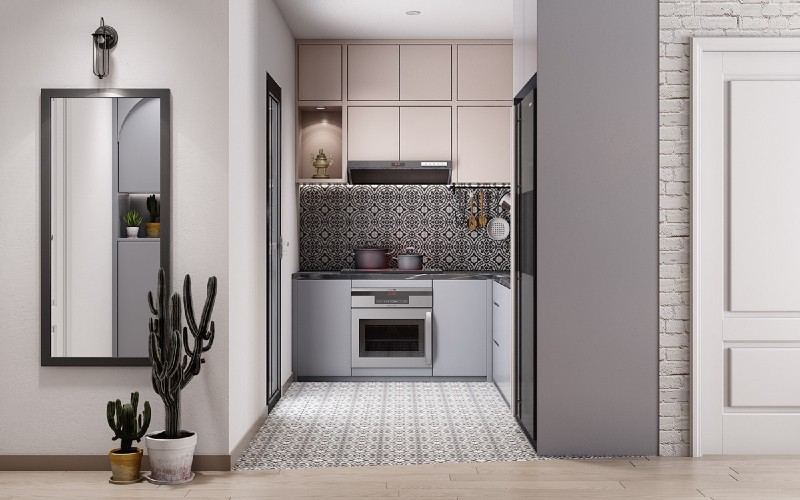 Here Are Some Kitchen Design Ideas To Make It Shiny And Glamorous! 1