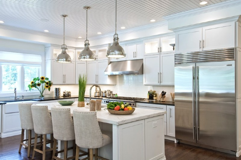 Here Are Some Kitchen Design Ideas To Make It Shiny And Glamorous! 13