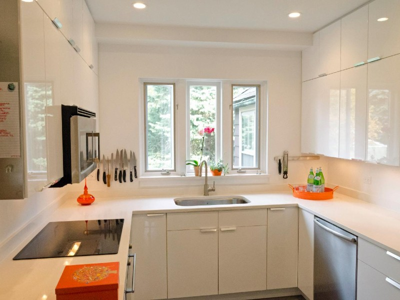 Here Are Some Kitchen Design Ideas To Make It Shiny And Glamorous! 2