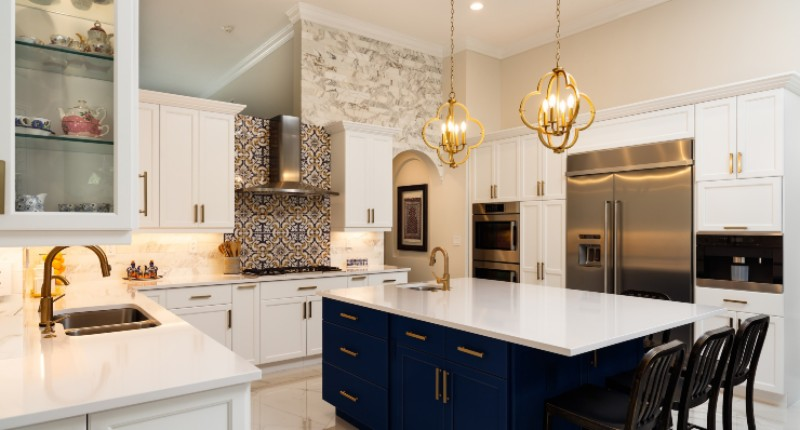 Here Are Some Kitchen Design Ideas To Make It Shiny And Glamorous! 5