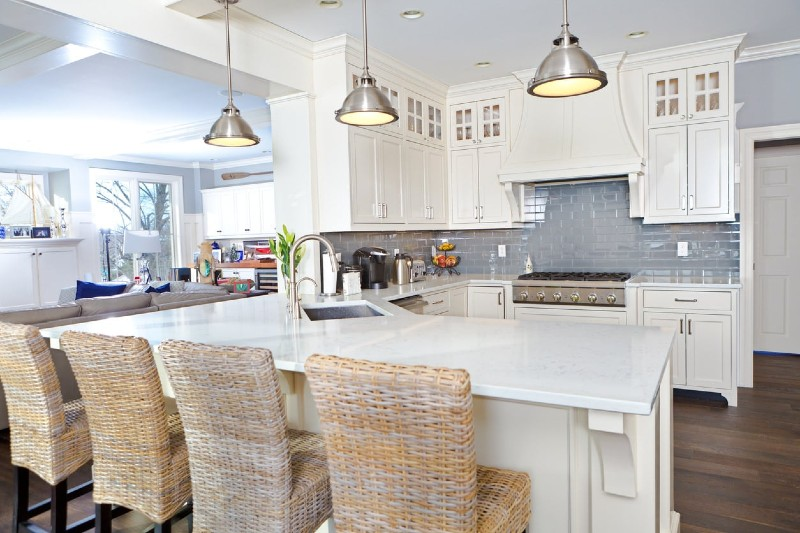 Here Are Some Kitchen Design Ideas To Make It Shiny And Glamorous! 6