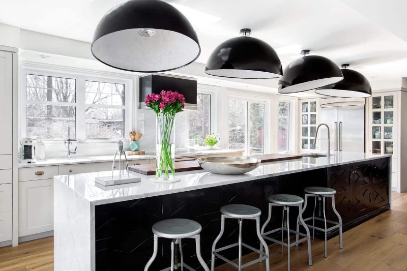 Here Are Some Kitchen Design Ideas To Make It Shiny And Glamorous! 9