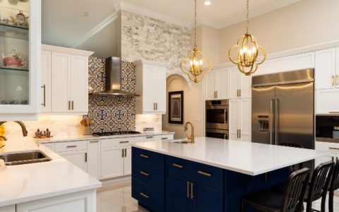 Here Are Some Kitchen Design Ideas To Make It Shiny And Glamorous! COVER