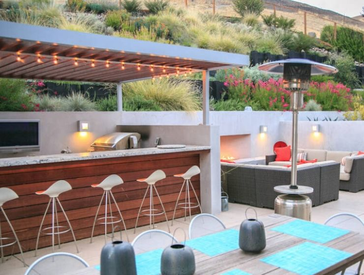 Get Ready And Inspired By These Outdoor Spaces For Summer 2020!