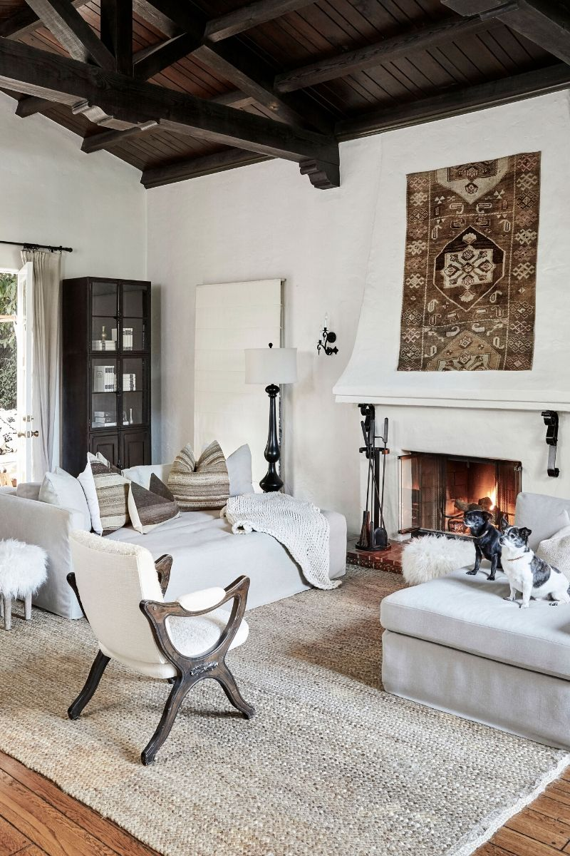 Get inside: James Van der Beek's house is the perfect example of a kid-proofed home. Check it out!