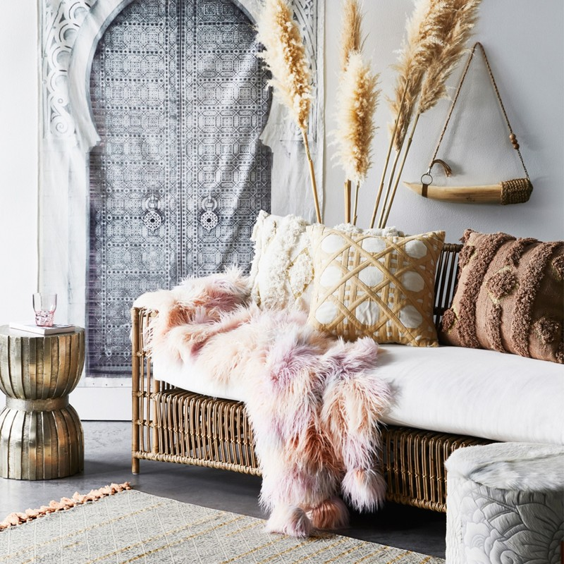 Boho-Chic Interior Design Tips + Best Deals!