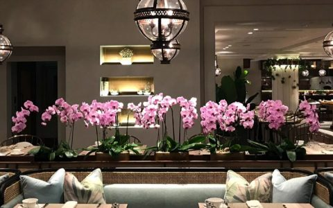 Inside The Four Seasons Hotel In Singapore By Hirsch Bedner Associates
