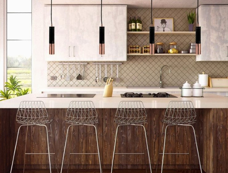 5 Interior Design Trends To Help Your Elevate Your Kitchen Design!