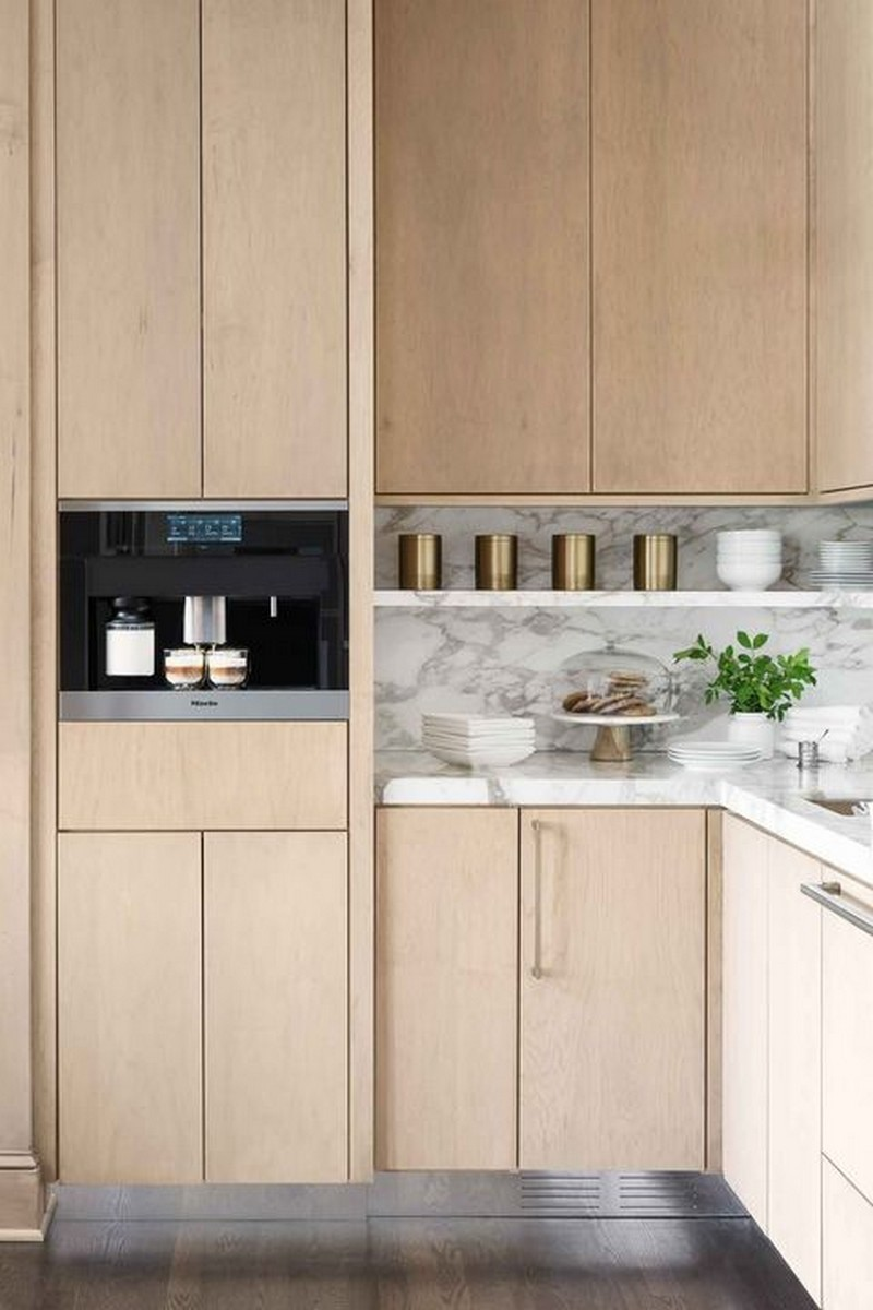 See The Beautiful Kitchen Design That Laura McCroskey Created For Her Home