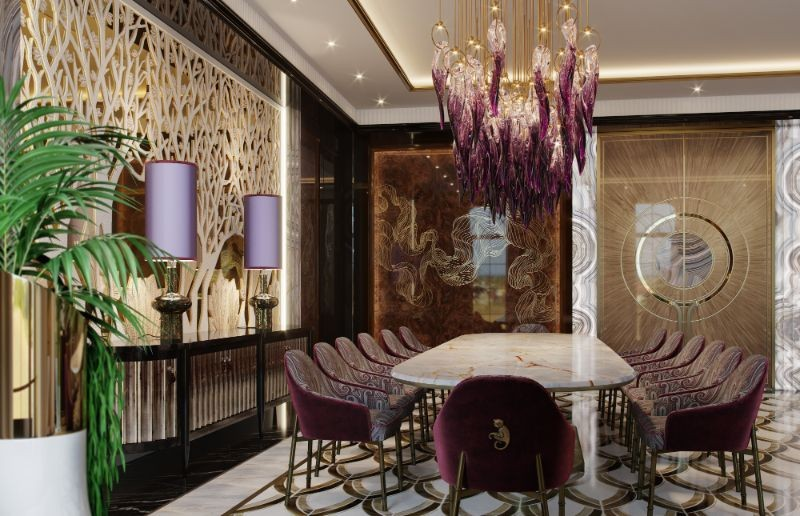 Be Inspired By Elena Krylova' Luxurious Residential Project In Moscow
