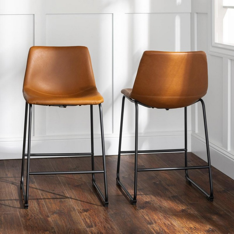 Elevate Your Counter Space With Best Mid-Century Bar Chairs Of 2020