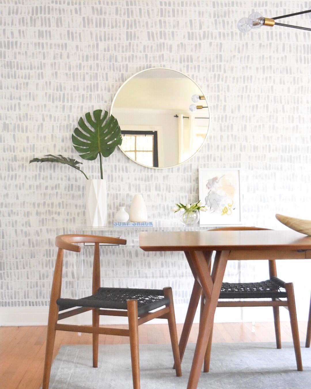 10 Inspiring Mid-Century Dining Room Ideas_2