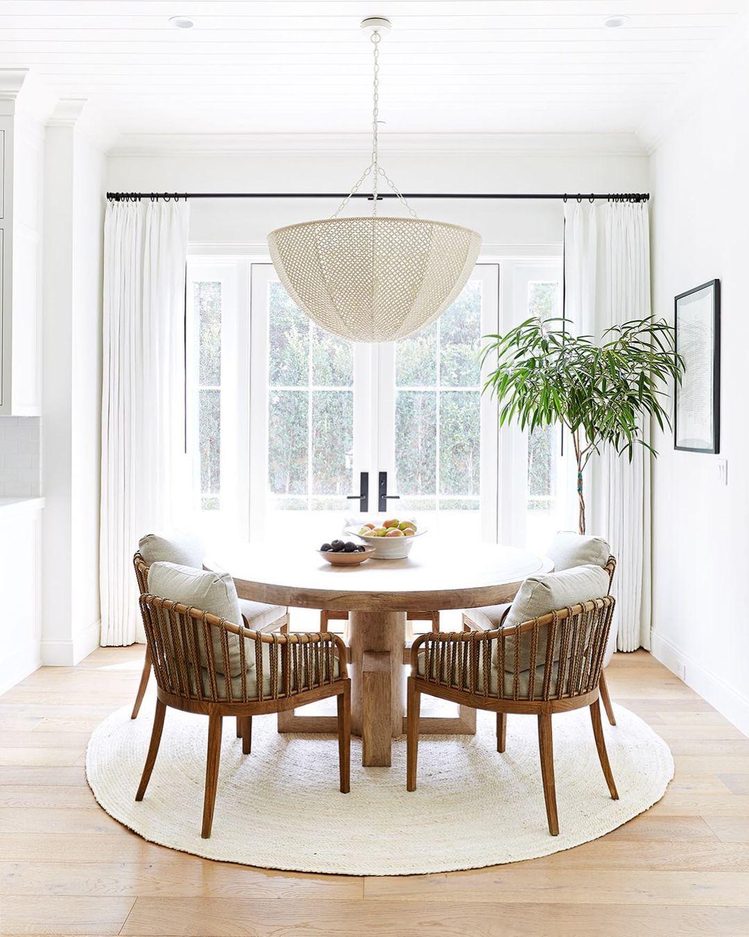 10 Inspiring Mid-Century Dining Room Ideas_6