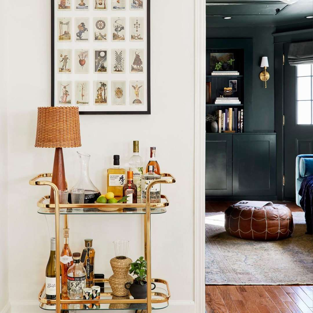 8 Home Bar Ideas To Elevate Your Home Decor_2