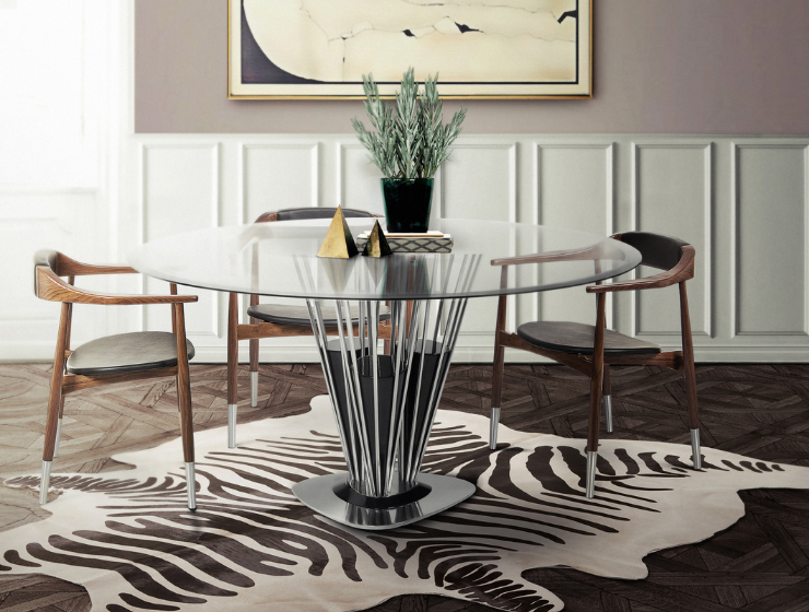 More 20 Luxury Dining Tables That Are Perfect For Your Home
