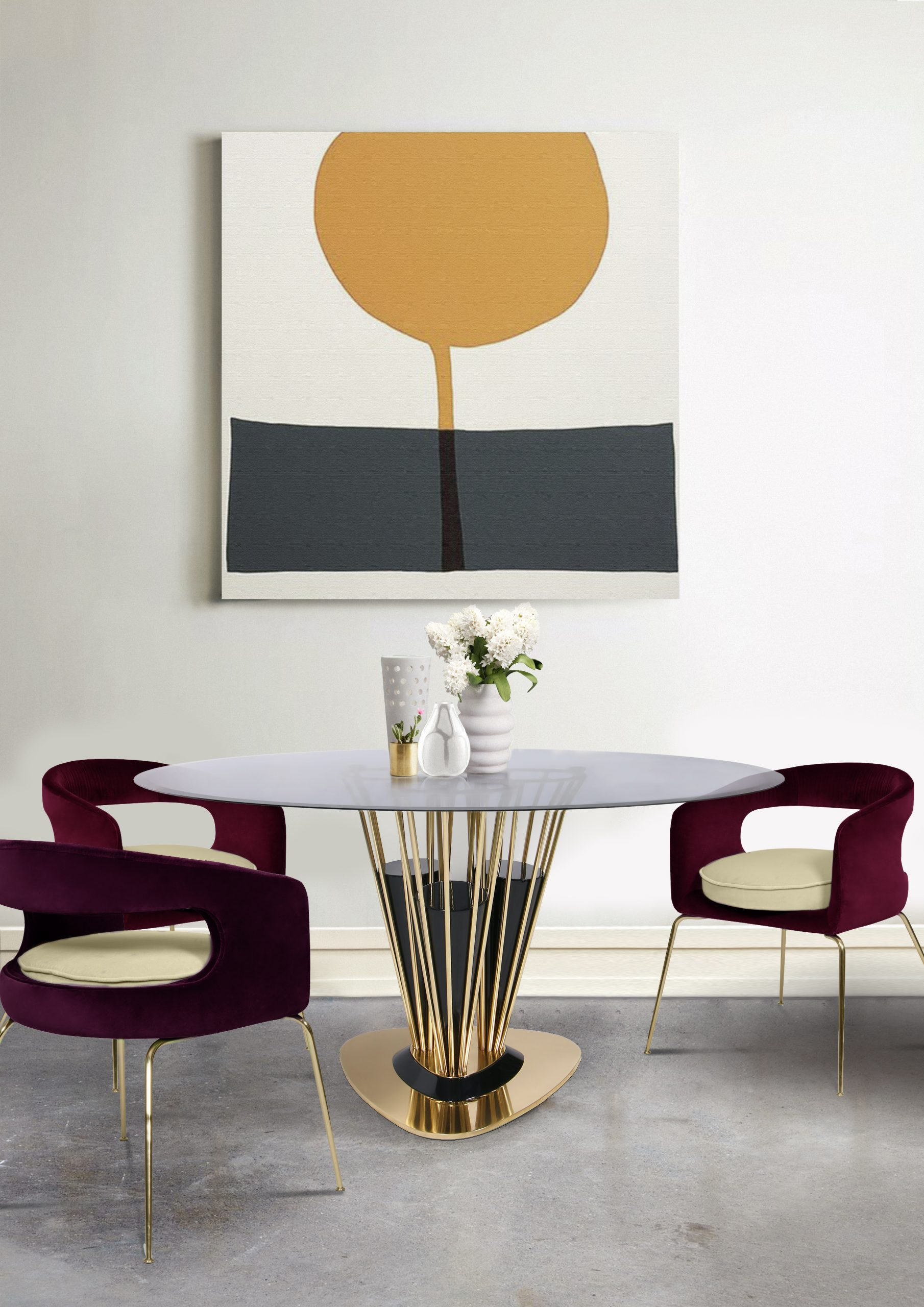 More 20 Luxury Dining Tables That Are Perfect For Your Home_1