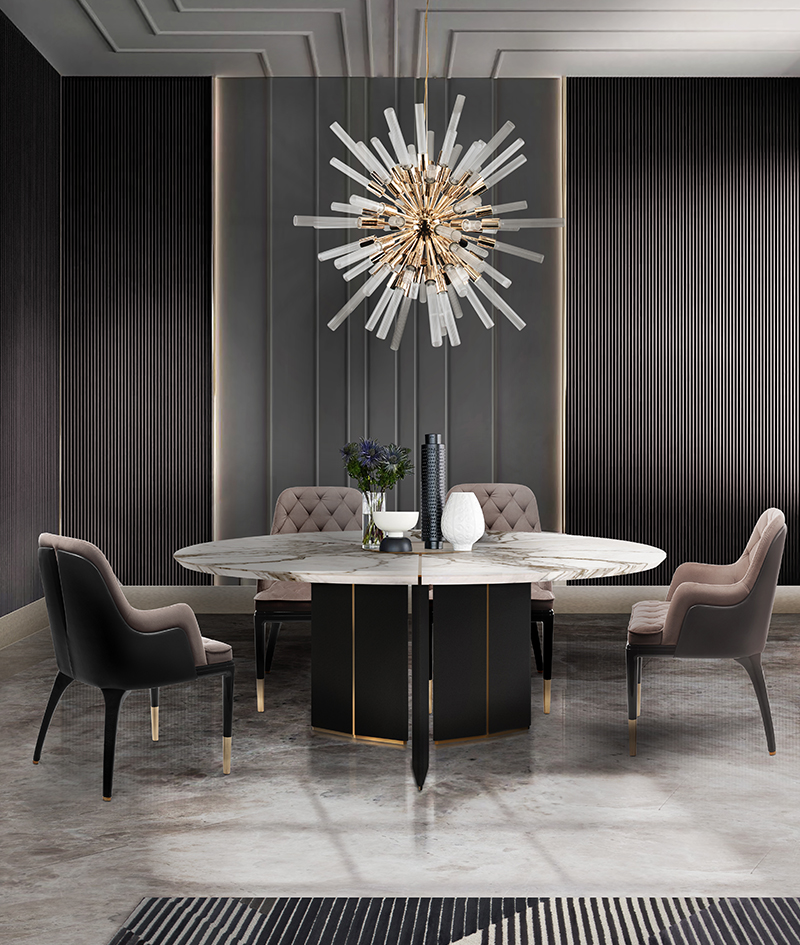 More 20 Luxury Dining Tables That Are Perfect For Your Home_11