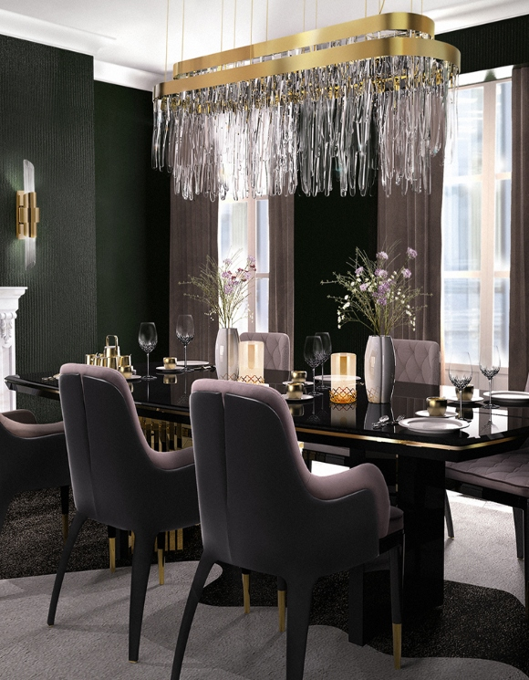 More 20 Luxury Dining Tables That Are Perfect For Your Home_13