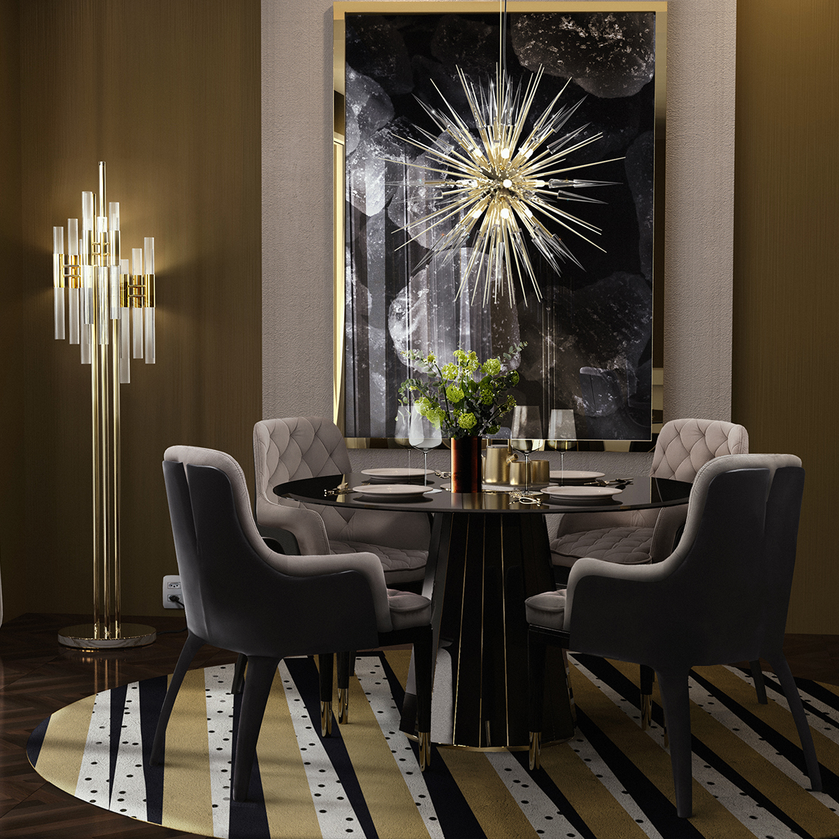 More 20 Luxury Dining Tables That Are Perfect For Your Home_14