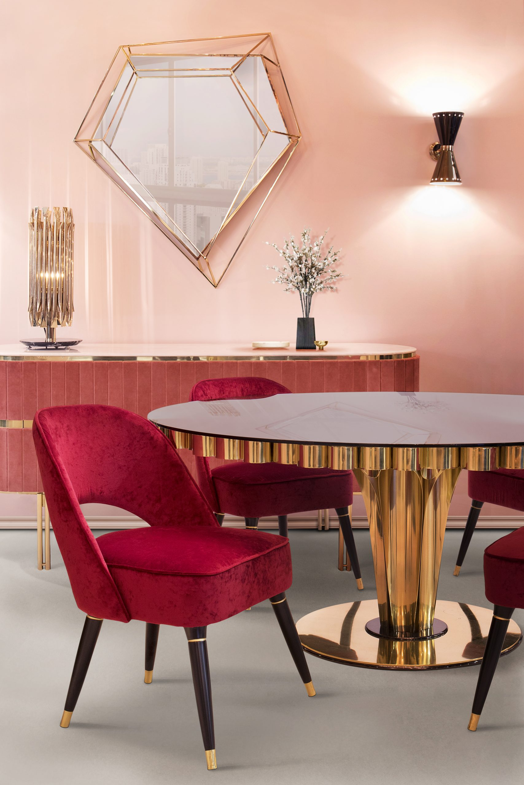 More 20 Luxury Dining Tables That Are Perfect For Your Home_2