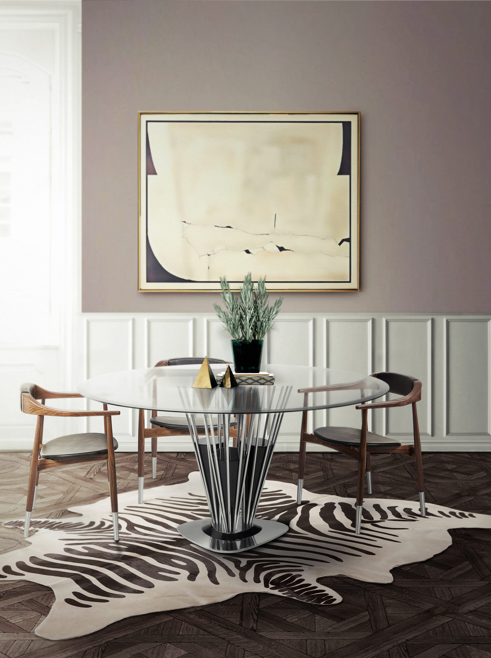 More 20 Luxury Dining Tables That Are Perfect For Your Home_3