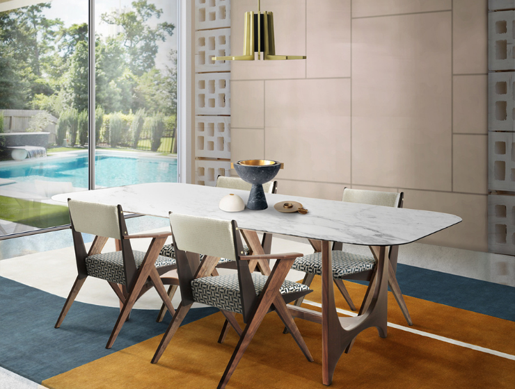 These 25 Luxury Dining Tables Are Perfect For Your Home