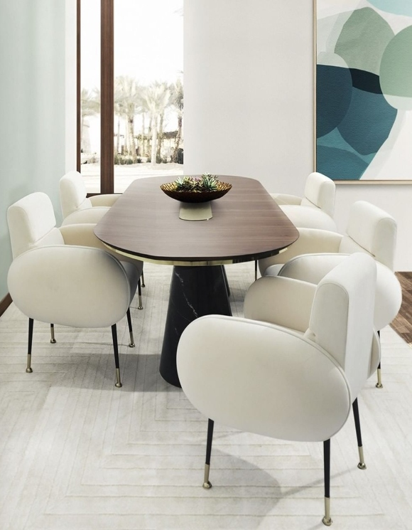 These 25 Luxury Dining Tables Are Perfect For Your Home_1