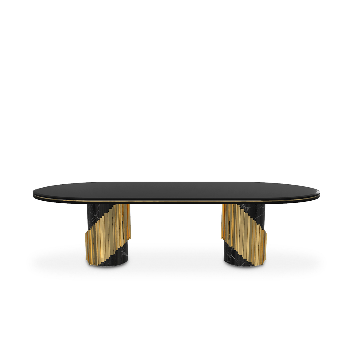 These 25 Luxury Dining Tables Are Perfect For Your Home_23