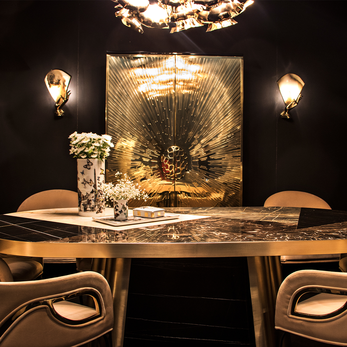 These 25 Luxury Dining Tables Are Perfect For Your Home_4