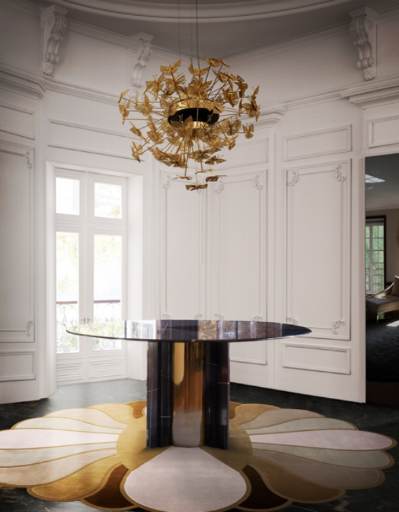 These 25 Luxury Dining Tables Are Perfect For Your Home_5