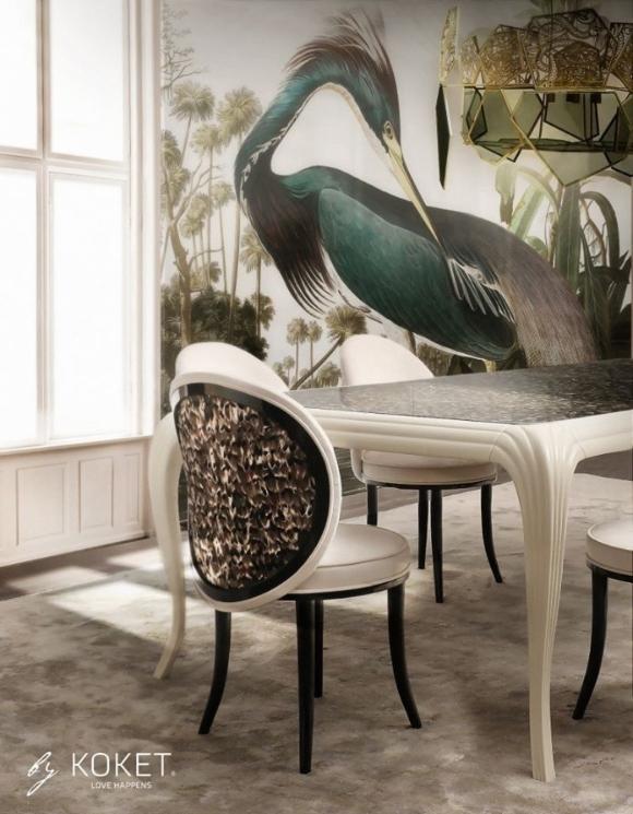 These 25 Luxury Dining Tables Are Perfect For Your Home_9