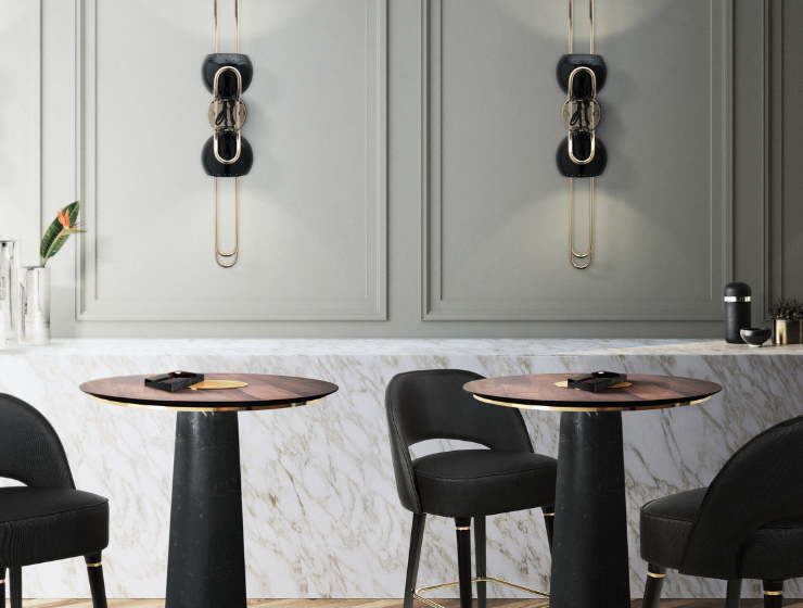 10 Best Luxury Bar Tables You Need In Your Home Right Now