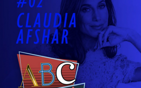 The Second Episode of Your Favorite Design Podcast is Already Available! Discover All The Details About Claudia Afshar's ABCs!
