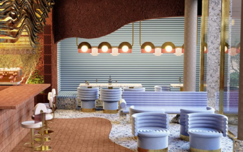 BSF Get Inside Masquespacio's New Restaurant Project and Steal Some Dining Room Décor Tips!