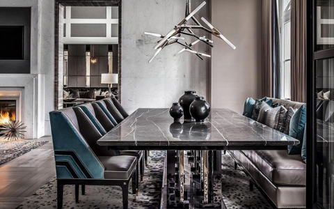 BSF Magnificient Dining Rooms By Ferris Rafauli
