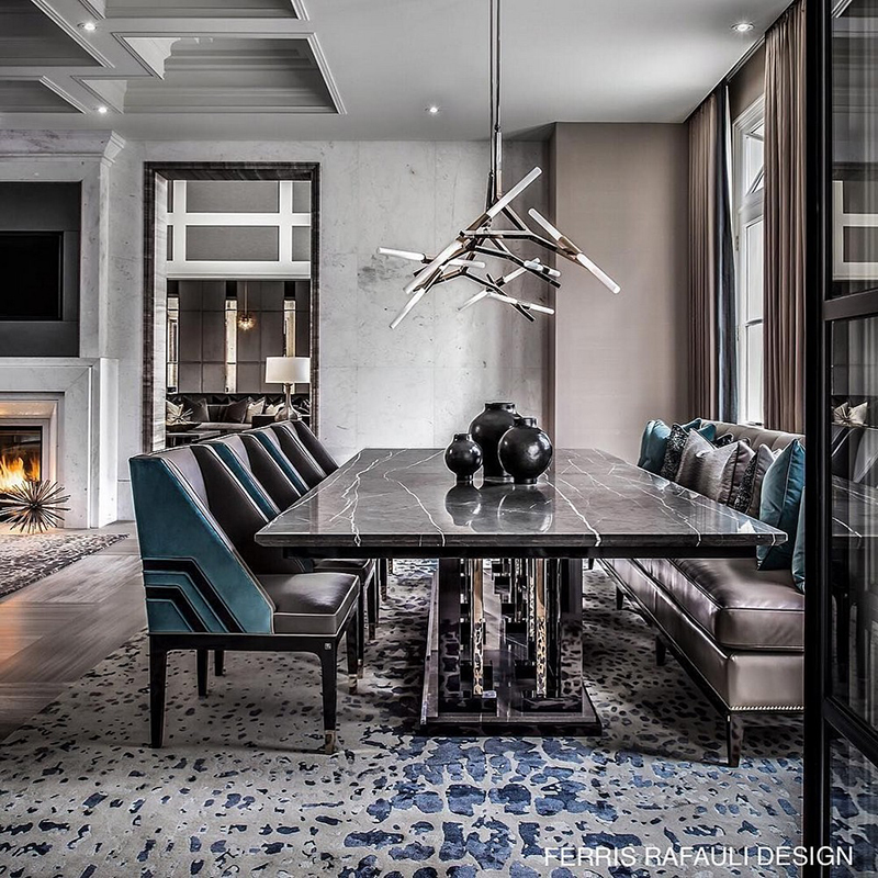 Magnificient Dining Rooms By Ferris Rafauli_1