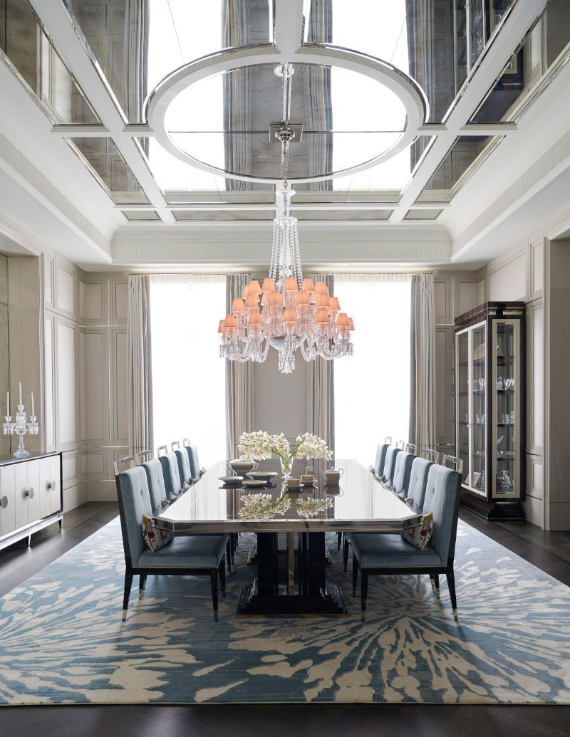 Magnificient Dining Rooms By Ferris Rafauli_5