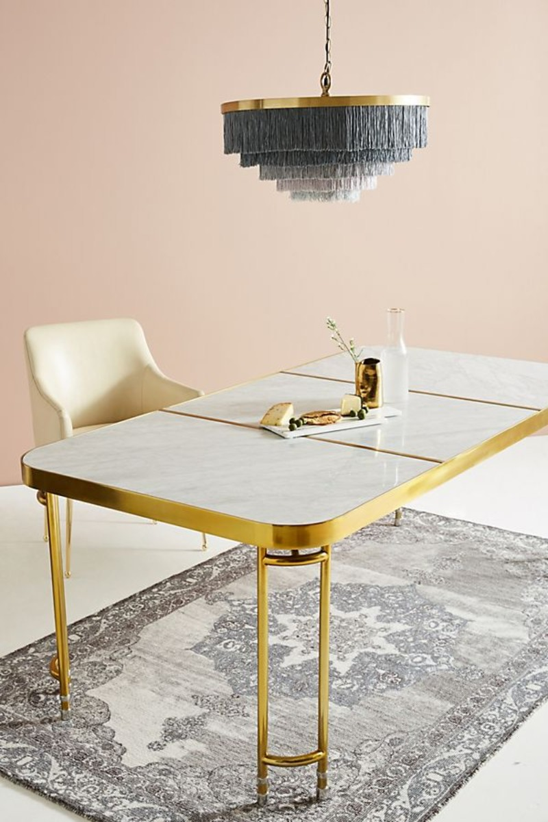10 Small Dining Room Tables that Will Impress You_1