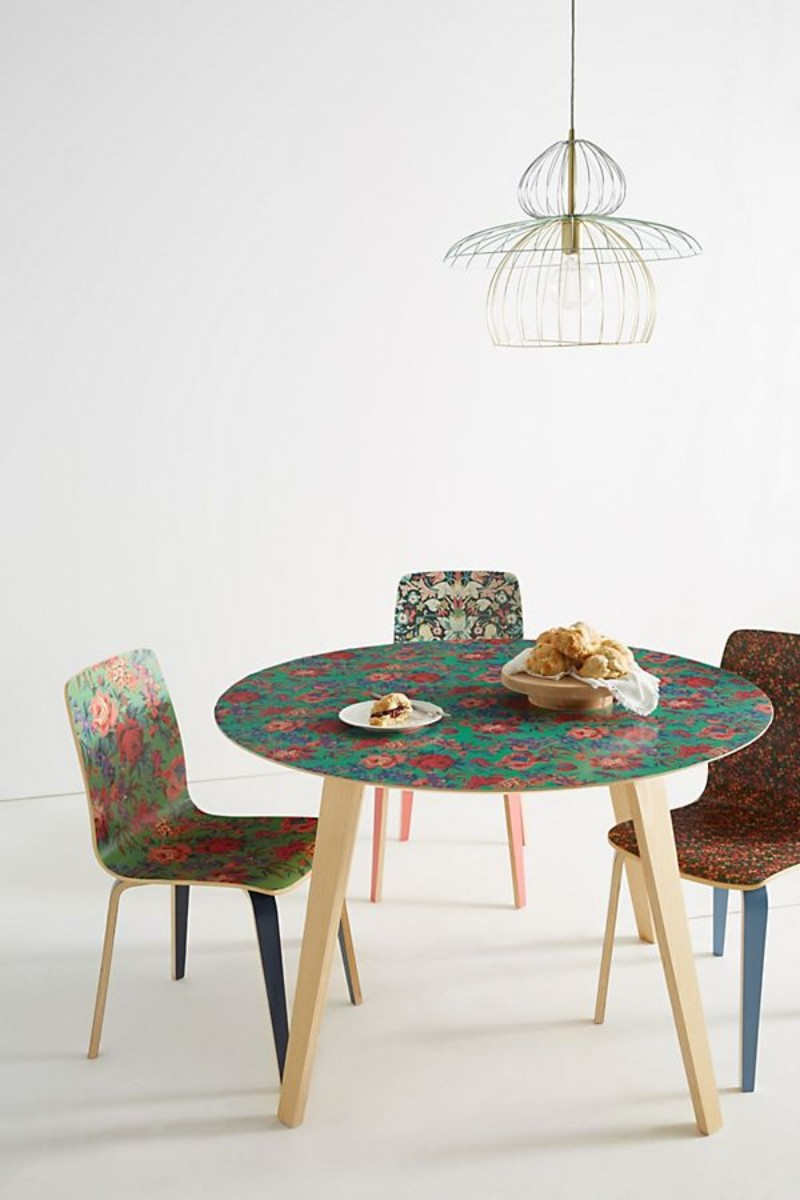 10 Small Dining Room Tables that Will Impress You_2