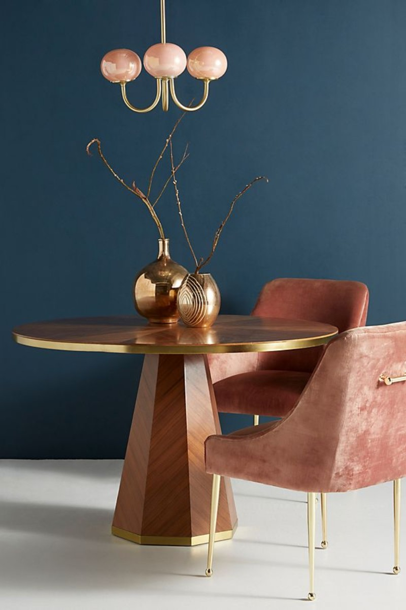 10 Small Dining Room Tables that Will Impress You_4